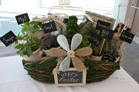 basket gift ideas herb filled moss basket diy gift idea