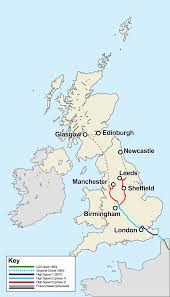 blank map of uk with major cities blank map of uk with major
