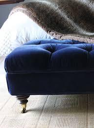 top new navy blue ottoman for house prepare rinceweb com