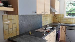 peindre carrelage cuisine plan de travail ides de peindre carrelage cuisine plan de travail galerie dimages