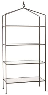 Charleston Forge Bakers Rack 16 Best Iron Shelving Units Bakers Racks And Etageres Images On