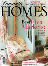 romantic homes magazine decorating home decor
