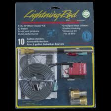 electric conversion kit lightning rod water heater 10 gallon