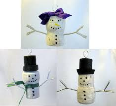 personalized snowman family christmas ornaments set of 3
