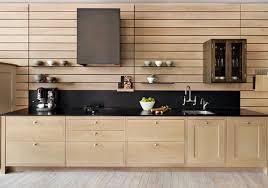 meubles de cuisine en bois brut a peindre maison design bahbe com