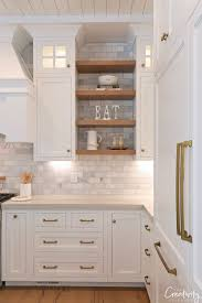 modern farmhouse kitchen cabinets white modern european meets farmhouse kitchen