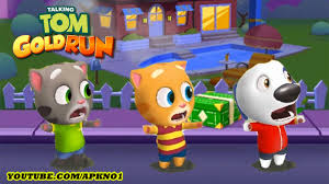 talking android talking tom gold run android gameplay talking tom vs talking