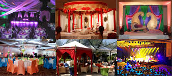 decor event decoration companies modern rooms colorful design
