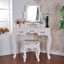 Lighted Bedroom Vanity Set Makeup Vanity Tables Smooth Base