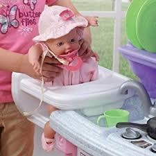 amazon black friday deals doll dress amazon com step2 little bakers kitchen toys u0026 games