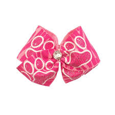 in hair bow dog hair bows bergen county new jersey nyc puppy kisses