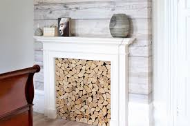 How To Whitewash Wood Walls by 15 Diy Reclaimed Wood And Pallet Fireplace Surrounds