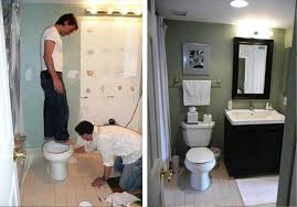 bathroom makeovers ideas simple bathroom makeover ideas on budget small house remodel