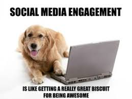 Engagement Meme - social media metric is engagement most important rso consulting