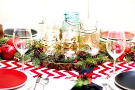 simple table decorations for christmas party christmas table centerpieces best table centerpieces ideas on