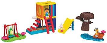 Backyard Adventures Reviews Amazon Com Mega Bloks Dora U0027s Big Backyard Adventures Toys U0026 Games