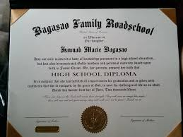 diplomas for homeschooled students a k a the diploma that made