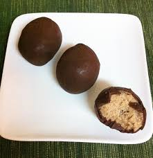chocolate covered eggs chocolate covered almond butter easter eggs easy to make and
