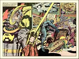 jack kirby quote if i don u0027t put this dude out of action now we u0027re both chopped