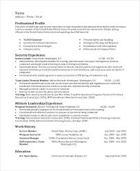 infantryman sample resume professional infantryman templates to