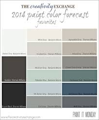 blue gray paint color schemes interior decorating scheme green