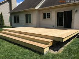 deck plans get free do it yourself deck plans