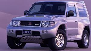 mitsubishi suv 1998 meet the mitsubishi pajero evo the last forgotten homologation