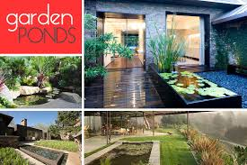 Backyard Pond Landscaping Ideas Garden Ponds Design Ideas U0026 Inspiration