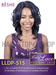 beshe 1b wine beshe lady lace deep part lldp 515 lace front wig
