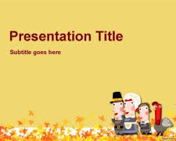 Free Thanksgiving Powerpoint Backgrounds Thanksgiving Day Powerpoint Templates