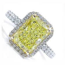 canary yellow engagement rings yellow engagement rings are gorgeous something like this