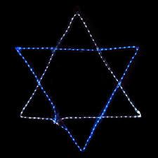 hanukkah lights decorations shop outdoor hanukkah decorations at lowes