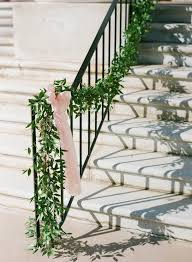 Banisters Flowers Wedding Ideas 19 Beautiful Ways To Decorate Your Staircase