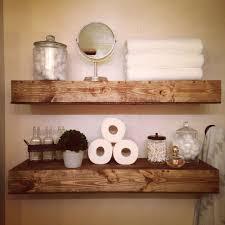 ideas for bathroom shelves 24 bathroom shelves designs bathroom designs design shabby chic