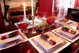 simple christmas table settings simple but elegant christmas table decorations psoriasisguru com