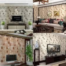 steinwand optik im wohnzimmer ideen ehrfürchtiges steinwand wohnzimmer braun best wohnzimmer