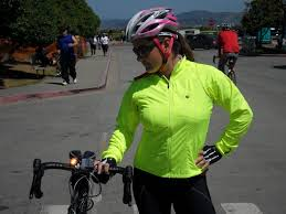 hi vis cycling jacket high vis jacket we like to bike