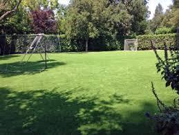 Football Field In Backyard Artificial Grass Ventura Sports Fields