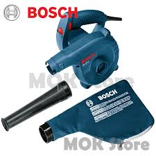 bosch gbl 800 e professional air blower with dust extraction 800w