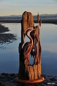 best 25 wooden sculptures ideas on wood sculpture
