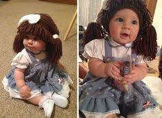 Cabbage Patch Halloween Costume Baby Baby Cabbage Patch Doll Costume Costume Works Cabbage Patch