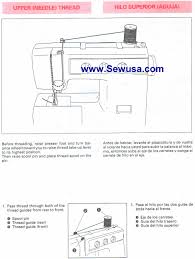 brother vx 1100 sewing machine threading diagram sewing machine