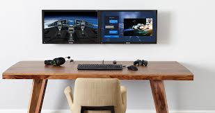 Tv Computer Desk Motion Tv Mount For Computer Monitors And Small Tvs