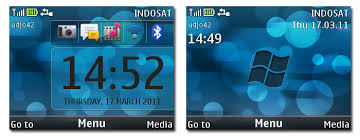Udjo42 Themes For Nokia C3 | windows dream nokia c3 theme