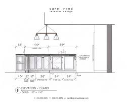 what is the height of a kitchen island height of kitchen island height kitchen island lighting
