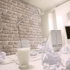 papier peint intissé chambre adulte papier peint brique noir source d inspiration papier peint chambre