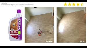 rejuvenate professional high gloss wood floor restorer