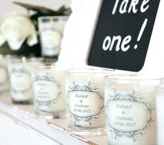 candle wedding favors yankee wedding candle favors personalised candles wedding favors