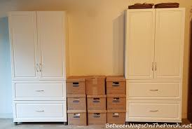 storage cabinets for the home garage and basement