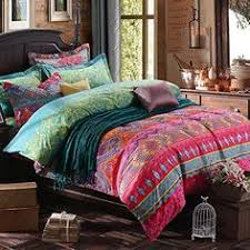 Unique Duvet Covers Queen Bohemian Bedding Collections Stripe And Bohemian Bedding Sets